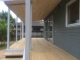 80m2 3 bed plus deck & veranda